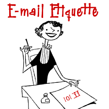 Learn Email Etiquette 101