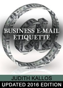 Business Email Etiquette eBook