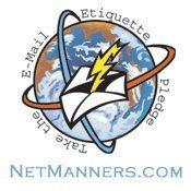 Email Etiquette Pledge Logo 175 pixels